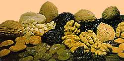 Another Mix of Dried Fruits