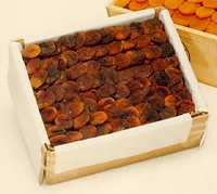 Apricots in a Case